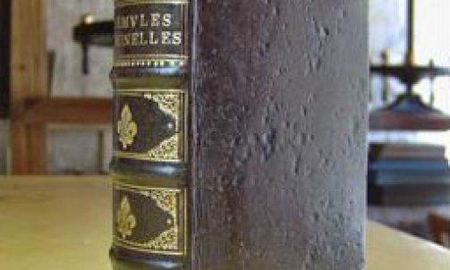 Réparation de livre Anduze